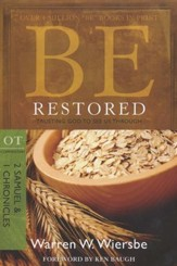Be Restored (2 Samuel & 1 Chronicles)  - Slightly Imperfect