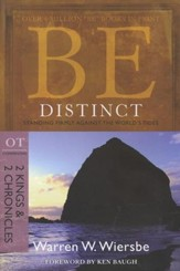 Be Distinct (2 Kings & 2 Chronicles) - Slightly Imperfect