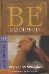 Be Equipped (Deuteronomy) - Slightly Imperfect