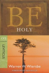Be Holy (Leviticus) - Slightly Imperfect