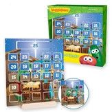 VeggieTales Wood Advent Calendar