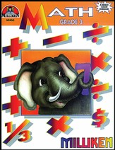 Math Workbook Grade 3