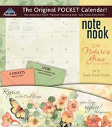 2014 Nature's Grace Nook Note Calendar