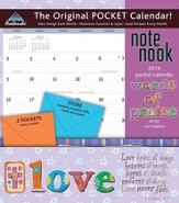 2014 Words Of Praise Nook Note Calendar