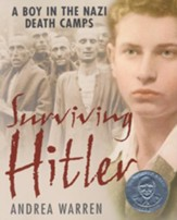 Surviving Hitler: A Boy In The Nazi Death Camps - eBook