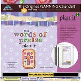 2014 Words of Praise Plan It Wall Calendar