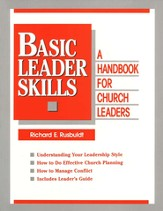 Basic Leader Skills: Handbook for Church Leaders