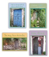 Doors Of Hope, Encouragement Cards, Box of 12