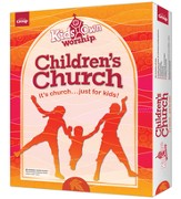 KidsOwn Worship Kit, Preschool & Elementary, Winter 2013