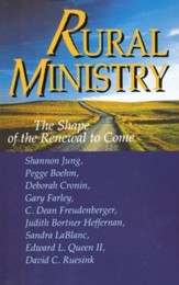 The Shape of Rural Ministry