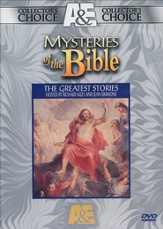 Collector's Choice: Mysteries of the Bible (2 DVD Set)