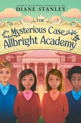 The Mysterious Case of the Allbright Academy - eBook