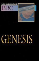 Genesis, Basic Bible Commentary, Volume 1