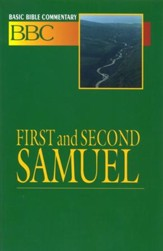 1st & 2nd Samuel, Basic Bible Commentary, Volume 5