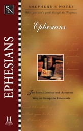 Shepherd's Notes on Ephesians - eBook