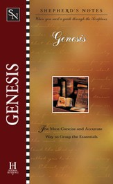 Shepherd's Notes on Genesis - eBook