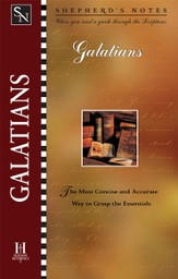 Shepherd's Notes on Galatians - eBook