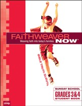 FaithWeaver Now Grades 3&4 Student Book: Bible Truth Sleuth, Spring 2014