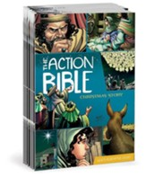 The Action Bible Christmas Story, Package of 25