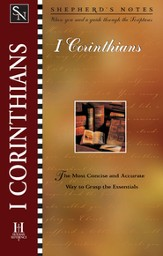 Shepherd's Notes on 1 Corinthians - eBook