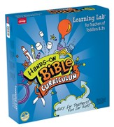 Hands-On Bible Curriculum Toddlers & 2s: Learning Lab, Spring 2014