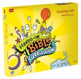 Hands-On Bible Curriculum Preschool: Learning Lab, Spring 2014