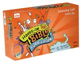 Hands-On Bible Curriculum Grades 3&4: Learning Lab, Spring 2014