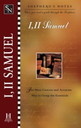 Shepherd's Notes on 1,2 Samuel - eBook