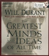 Greatest Minds And Ideas Of All Time Audiobook on CD
