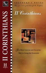 Shepherd's Notes on 2 Corinthians - eBook