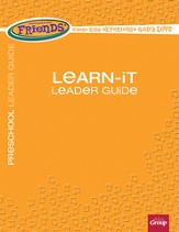 FaithWeaver Friends Preschool Learn-It Leader Guide, Spring 2014