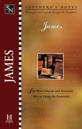 Shepherd's Notes on James - eBook