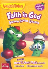 VeggieTales: Faith in God Sunday School Lessons