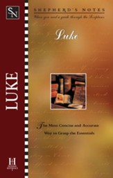 Shepherd's Notes on Luke - eBook