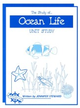 The Study of Ocean Life Unit Study