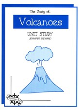 The Study of Volcanoes Unit Study