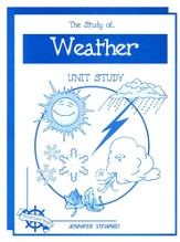 The Study of Weather Unit Study