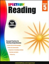 Spectrum Reading Grade 5 (2014 Update)
