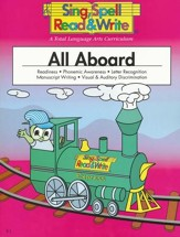 Sing, Spell, Read & Write: All Aboard Student Book