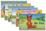 Sing, Spell, Read & Write Kindergarten Readers 1-6, 2nd Ed.