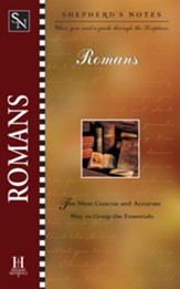 Shepherd's Notes on Romans - eBook