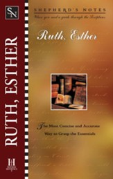 Shepherd's Notes on Ruth and Esther - eBook