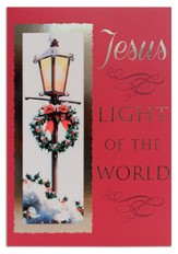 Jesus, Light of the World Cards, 12