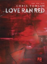 Love Ran Red, Piano/Vocal/Guitar