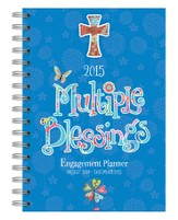 Multiple Blessings, 2015 Engagement Calendar with Scripture