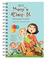 Mom's Plan-It, 2015 Engagement Calendar with Scripture