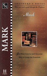 Shepherd's Notes on Mark - eBook