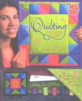 Quilting: Design Your Own Patchwork Projects Kit