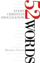 52 Words Every Christian Should Know - eBook