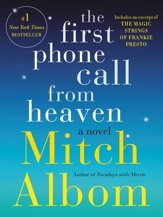 The First Phone Call From Heaven: A Novel - eBook